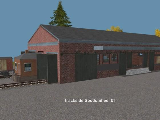 Trackside Goods Shed 01