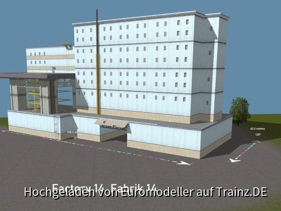 Factory 14, Fabrik 14