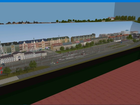 East End Update - 2, new terminus station
