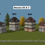 Houses 02+ 03
