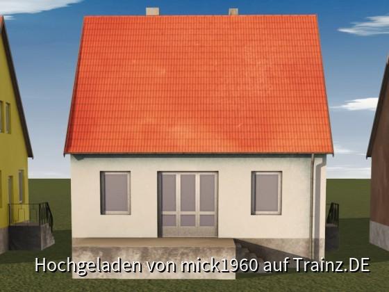 Einzelhaus E5 S/72-GSB Variationen