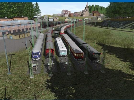 Tegernberger Museumsbahn-1