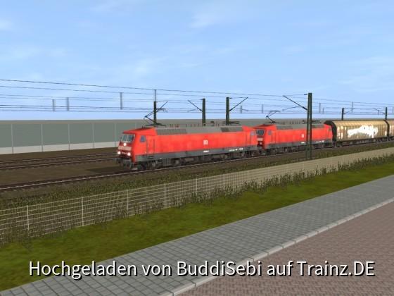 DB BR 120 Doppeltraktion