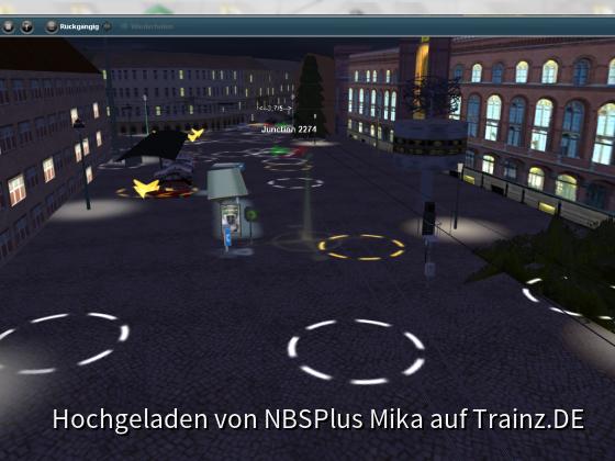 Alles ruhig am Rathausplatz...