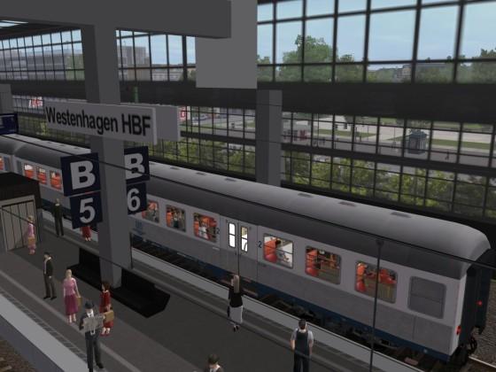 Westenhagen HBF