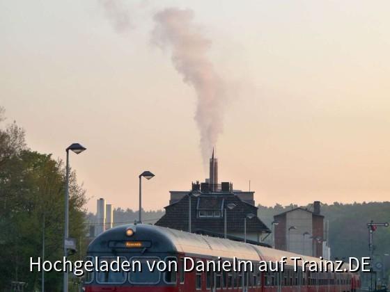 Witterschlick Bahnhof an der Voreifelbahn