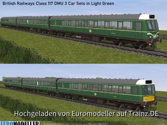 Class 117 Light Green Promo