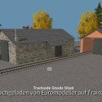 Trackside Goods Shed 02 + 03