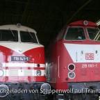 002 EBMC BR118 DR & ex BR119 DR