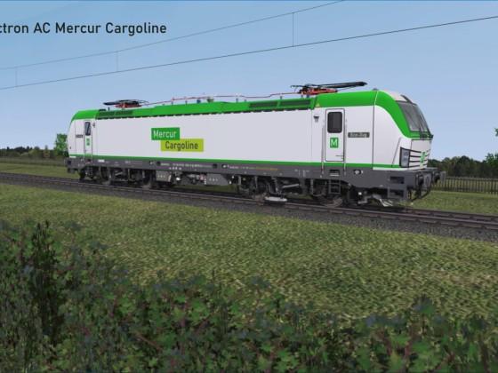 EMT Vectron AC 193 900-9 Mercur Cargoline
