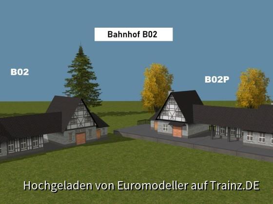 Bahnhof B02