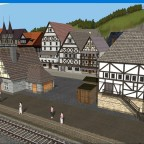 Vierbruecken has a new station.