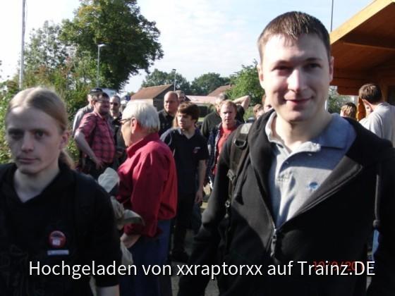 Trainzdepot-Treffen Minden 2011