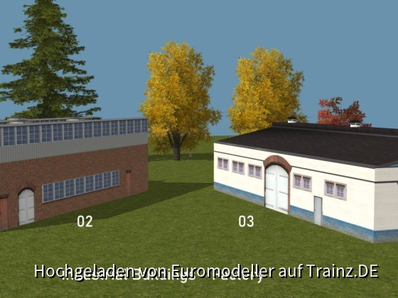 Factory 02 + 03