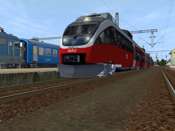 Hungary, MÁV Bombardier Talent 1