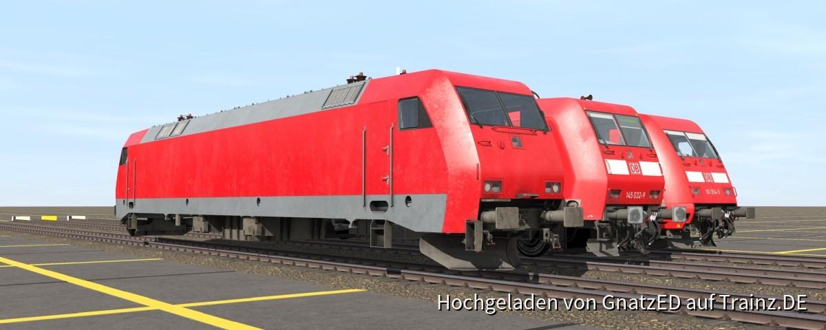 ES64F - BR 152 first export