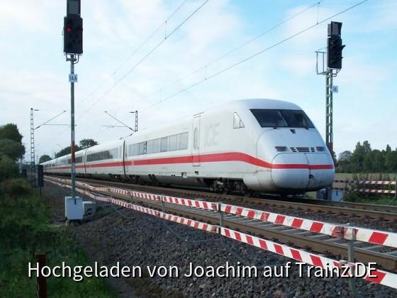 ICE II München-Hamburg