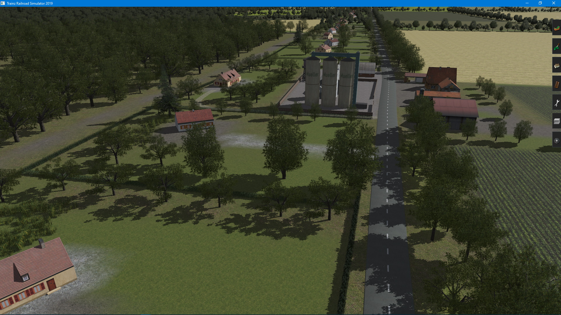 Farm and Village