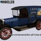 Ford TT LNER