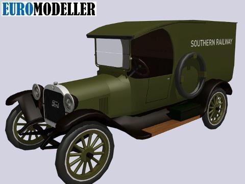 Ford TT SR