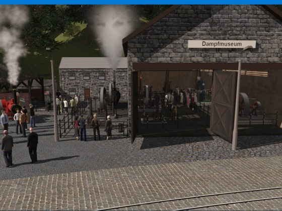 WB Dampfmuseum