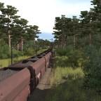 E95 Auf der Strecke Hirschberg-Waldenburg