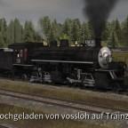 Sierra Railroad 2-6-6-2 (Dirty)