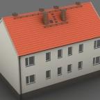 DDR-Reihenwohnhaus TW/58