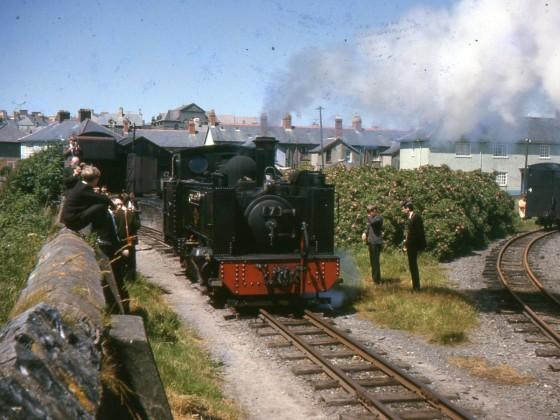 Vale of Rheidol 1963