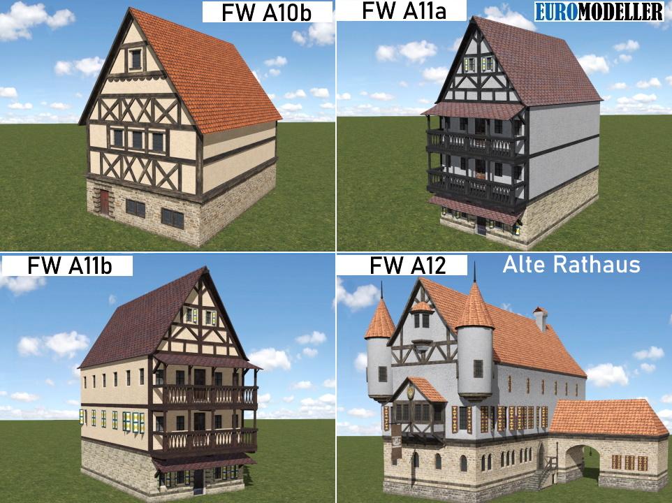 Fachwerkhaus A10b-A12