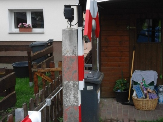 WSSB Andreaskreuz