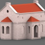 Familienhaus Potsdam Variante 01