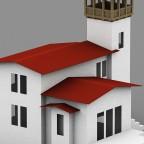 Sommer-Haus am Strande zu Hapsal in Esthland
