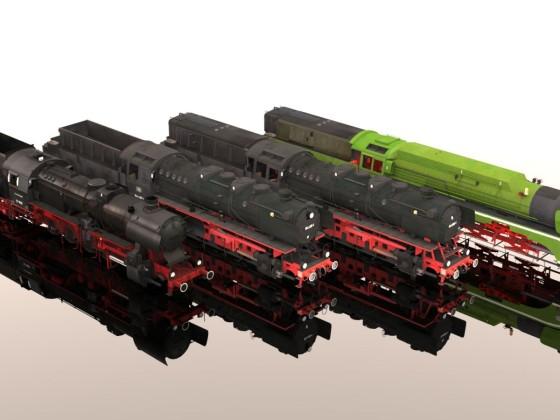SLW-Steamlocomotives - TRS19 Rebuild
