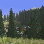Marias Pass Route - Im Spiel