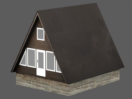 Zeltdachhaus A III