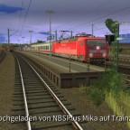 BR 120 133 - 4 in Krachtlingen