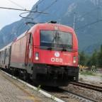 Taurus E 190 009 (Öbb) Fuc (Ferrovia Udine-Cividale)