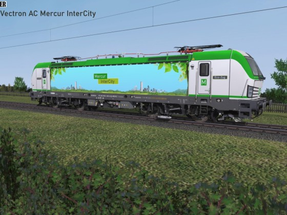 EMT Vectron AC Mercur InterCity