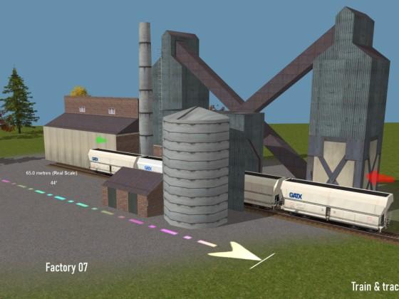Factory 07, Fabrik 07