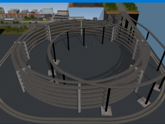 East End Update - 8, relocated helix and added high level loop
