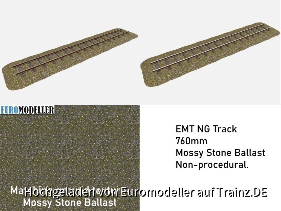 EMT Track and Ballast